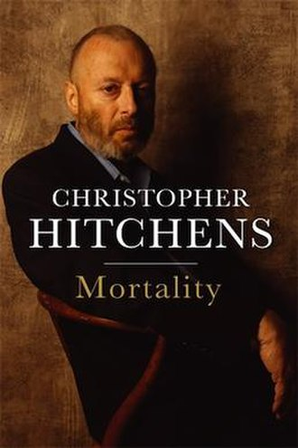 Mortality (book) - The cover of the Atlantic Books hardcover first edition