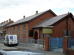 Open Brethren - Cregagh Street Gospel Hall, Belfast.