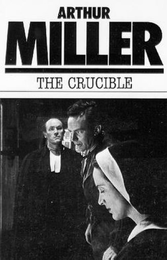 The Crucible - Image: Cruciblecover