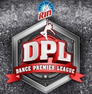 """Dance Premier League - Title card of """"Dance Premier League""""."""
