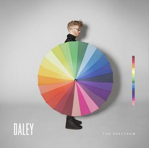 The Spectrum (album) - Image: Daley The Spectrum Album Cover
