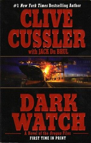 Dark Watch - First edition cover