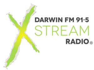 Darwin FM - Image: Darwin FM logo