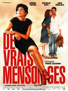 <i>De vrais mensonges</i> 2010 French film