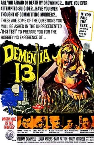 Dementia 13 - Image: Dementia