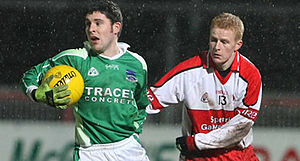Dr. McKenna Cup - Derry vs. Fermanagh in the 2008 competition
