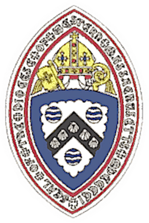 Episcopal Diocese of Western Massachusetts - Image: Diocese of Western Massachusetts shield