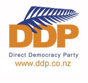 Direct Democracy Party of New Zealand - Image: Direct Democracy Party New Zealand