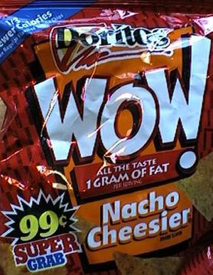 Lay's WOW chips - Image: Doritos WOW chips