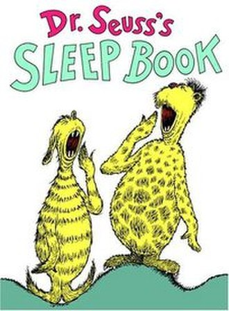 Dr. Seuss's Sleep Book - Image: Dr Seuss Sleep Book