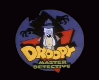 <i>Droopy, Master Detective</i>
