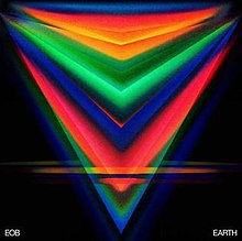 Colored triangles with EOB and Earth in opposite bottom corners