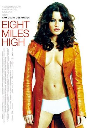 Eight Miles High (film) - DVD box