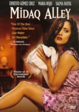 Midaq Alley (film) - El Callejón de los Milagros DVD cover