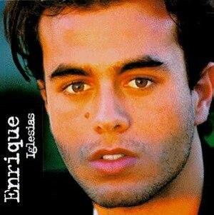 Enrique Iglesias (album) - Image: Enriqueiglesias 1995 cover
