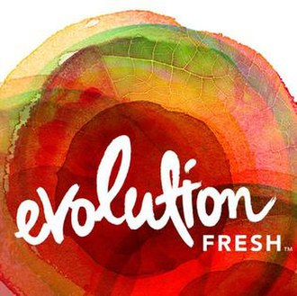 Evolution Fresh - Image: Evolution Fresh Logo