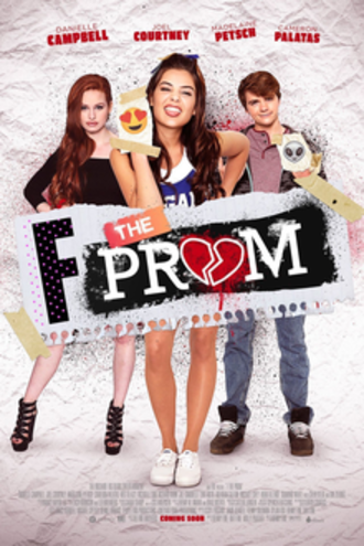 F the Prom - Theatrical release poster