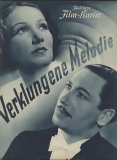 <i>Faded Melody</i> 1938 film by Victor Tourjansky