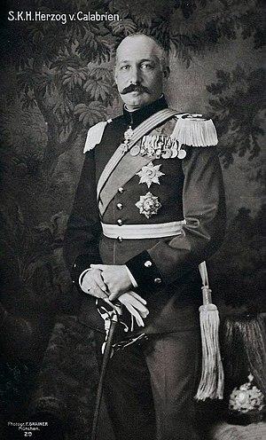 Prince Ferdinand Pius