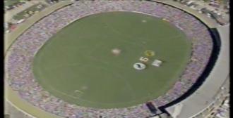 1990 SANFL Grand Final - Image: Football Park 1990 SANFL Grand Final