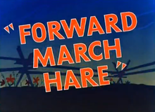 Forward March Hare title card.PNG