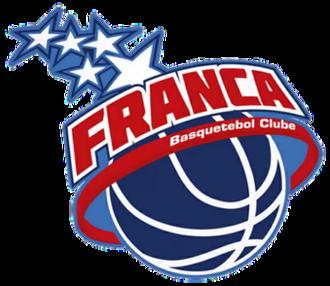Franca Basquetebol Clube - Image: Franca basquete logo