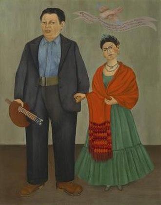 Frieda and Diego Rivera - Image: Frieda and Diego Rivera