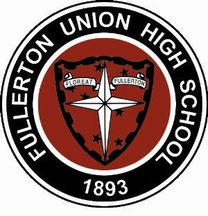 Fullerton Union High School - Image: Fullerton Union High School logo