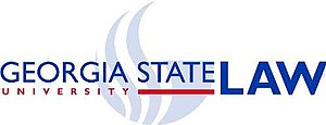 Georgia State University College of Law - Image: GSU Law Logo