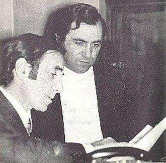 Georges Garvarentz - Georges Garvarentz (with Charles Aznavour on the left)