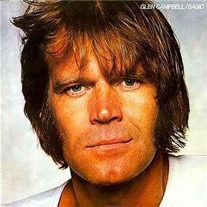 Basic (Glen Campbell album) - Image: Glen Campbell Basic album cover