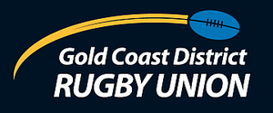 Gold Coast and District Rugby Union - Image: Gold Coast and District Rugby Union logo