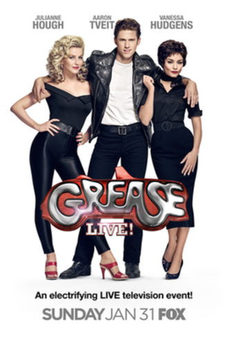 Grease: Live - Image: Grease Live poster