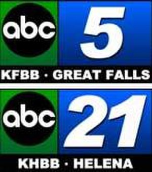 KFBB-TV - KFBB-TV/KHBB-LP logos, used through 2008.