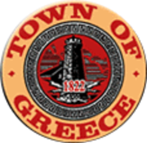 Greece (town), New York - Greece Town Seal