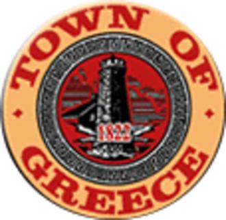 Greece (town), New York - Greece Town Seal