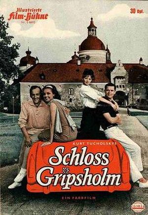 Gripsholm Castle (film) - Image: Gripsholm Castle (film)