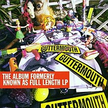 Cover of the 1996 re-release titled The Album Formerly Known as Full Length LP