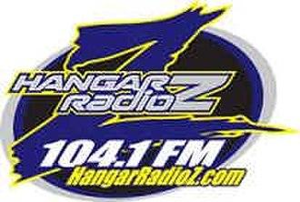 WHRZ-LP - Image: Hangar Radio Z