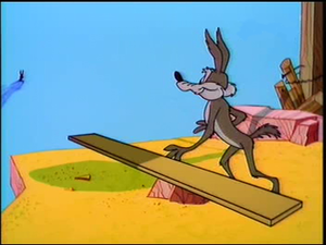 Hare-Breadth Hurry - Screenshot from episode