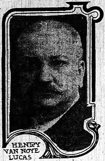 Henry Lucas (baseball) Major League Baseball owner and league president