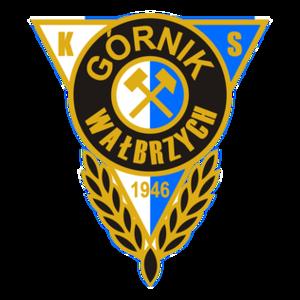 Górnik Wałbrzych (football) - Image: Herbksgwalbrzych