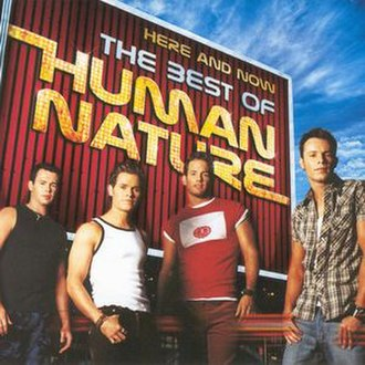 Here & Now: The Best of Human Nature - Image: Here and Now by Human Nature