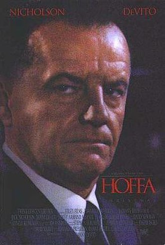 Hoffa - Theatrical release poster