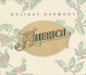 Holiday Harmony - Image: Holiday harmony cover art