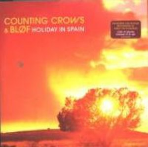 Holiday in Spain (song) - Image: Holiday in Spain Counting Crows