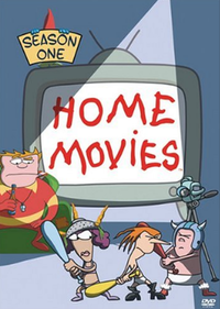 Home Movies – Season One – Episode 6: Director's Cut @ en.wikipedia