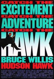 <i>Hudson Hawk</i> 1991 film by Michael Lehmann