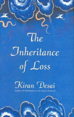 The Inheritance of Loss - First US edition