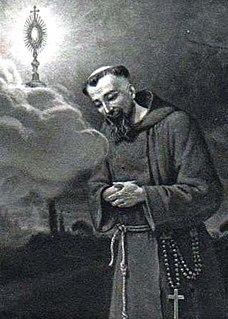 Innocenzo da Berzo Catholic Saint